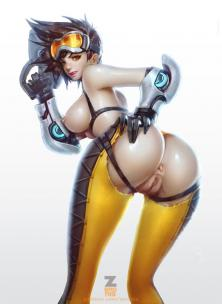 Overwatch Hentai Pictures - Cartoon Porn Hentai