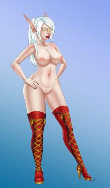 World of warcraft Hentai Pictures