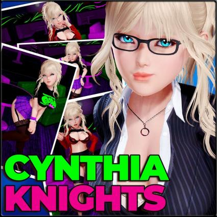 Cynthia Knights: The First Hire