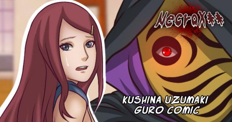 Kushina Uzumaki Guro Comic