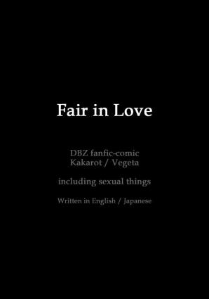 Fair in Love