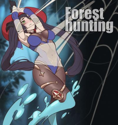 Forest hunting color